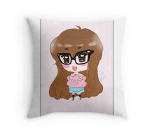 Mini me Throw Pillow