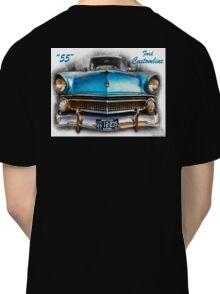 55 Ford Customline, Grill'n - Creative Clothing Classic T-Shirt