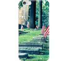 Bethlehem, PA: Laid to Rest at God's Acre iPhone Case/Skin