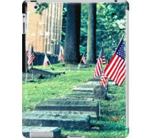 Bethlehem, PA: Laid to Rest at God's Acre iPad Case/Skin