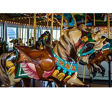 PTC Carousel 54 Fall River, MA #3 Photographic Print