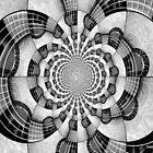 Kaleidscope of Xaque's Acoustic by Debbie Robbins