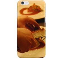 Culinary Competetion - Plating Excellence! iPhone Case/Skin