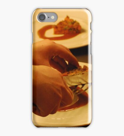Culinary Competetion - Plating Excellence! If you like, please purchase, try a cell phone cover thanks iPhone Case/Skin