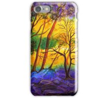 Sunkissed Valley  iPhone Case/Skin