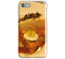 Culinary Competition - Plated Excellence! iPhone Case/Skin