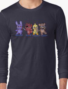 the plush gang Long Sleeve T-Shirt
