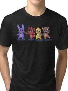 the plush gang Tri-blend T-Shirt