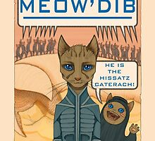 Meow'Dib by nouvellegamine