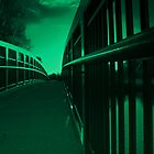 Green Bridge by DaleReynolds