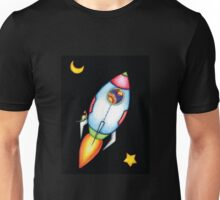 To The Moon! Unisex T-Shirt
