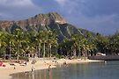 Diamond Head, Hawaii by John Carpenter