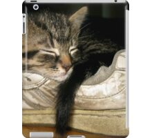 If the shoe fits.... iPad Case/Skin