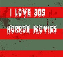 I love 80s horror movies by NinjaDeath