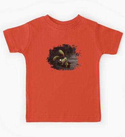 Tombie Doll (shirt) Kids Tee