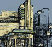 The Metro (Minerva) Theatre, Potts Point by Joel Tarling