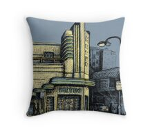 The Metro (Minerva) Theatre, Potts Point Throw Pillow