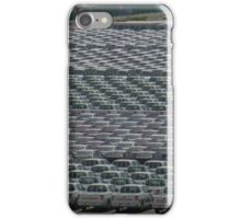 Pattern of New Vehicles Awaiting delivery in Dubai iPhone Case/Skin