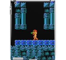 NES Metroid iPad Case/Skin