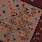 Scrabble by jonezajko
