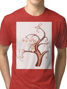 Just Another Autumn Day Tri-blend T-Shirt