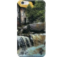 The Glade Creek Grist Mill  iPhone Case/Skin