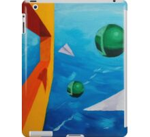 The Wind - Fine Art Painting iPad Case/Skin
