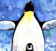 Baby Penguin by Nikki Cooper