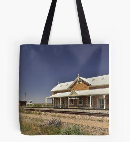 Historic Station Tote Bag