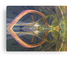 Elegance Bryce Render Canvas Print