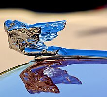"1941 Cadillac ""Goddess"" Hood Ornament by Jill Reger"