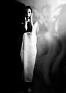 A Guilty Conscience - Self Portrait by Jaeda DeWalt