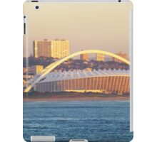 Soccer Stadium in Durban iPad Case/Skin