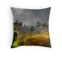Heriot's Throw Pillow
