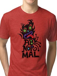 Abnormal Tri-blend T-Shirt