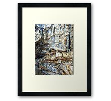 Pathway to the Underworld Framed Print