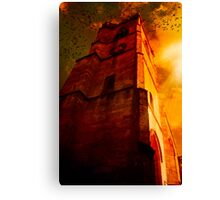 Eynsham Church Canvas Print