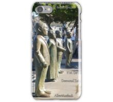 Four South African Nobel Peace Prize Winners iPhone Case/Skin