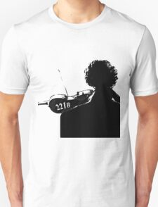 I Play the Violin When I'm Thinking Unisex T-Shirt