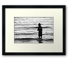 Busy ... Framed Print
