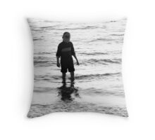 Lost ... Throw Pillow