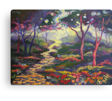 Celebrating The Miracle Of Spring Canvas Print