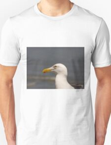 Portrait of a Seagull Unisex T-Shirt