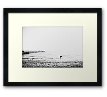 Spring Crowd Framed Print