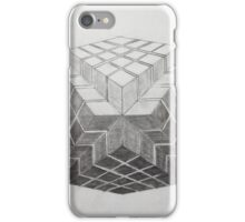 Cube Explosion iPhone Case/Skin