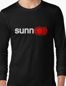 Sunn Amp Shirt Long Sleeve T-Shirt