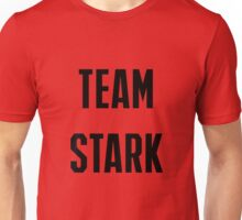 Civil War: Team Stark Unisex T-Shirt