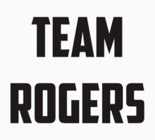 Civil War: Team Rogers One Piece - Short Sleeve