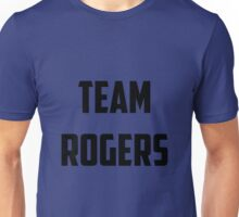 Civil War: Team Rogers Unisex T-Shirt