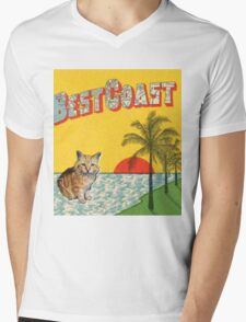 Best Coast (crazy for u cover) Mens V-Neck T-Shirt
